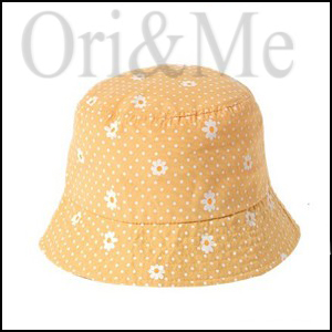 Summer Daisy Sun Hat
