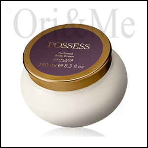 Possess Perfumed Body Cream