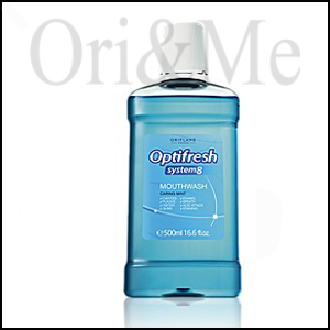 Optifresh System 8 Mouth Wash