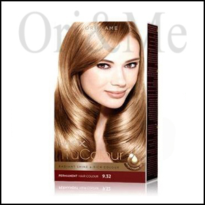 TruColour – 9.32 Light Golden Pearl Blonde