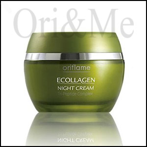 Ecollagen Night Cream