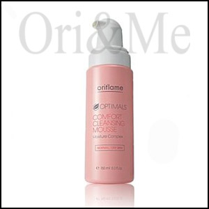 Optimals Comfort Cleansing Mousse