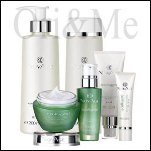 Novage Ecollagen Light set 30+