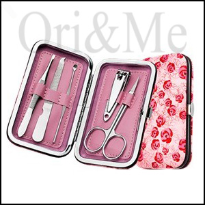 Rose Manicure Kit