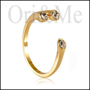 Sparq Golden Toned Ring