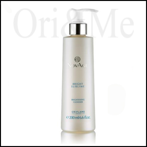 Novage Bright Sublime Brightening Cleanser 25+