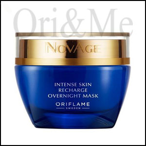 Intense Skin Recharge Overnight Mask