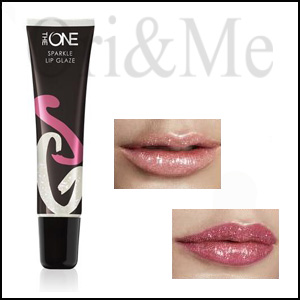 THE ONE Sparkle Lip Glaze
