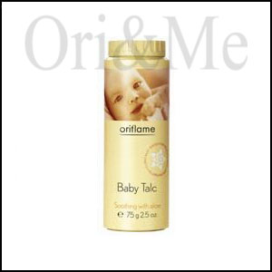 Oriflame Baby Talc