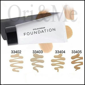 Colourbox  Foundation
