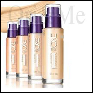 THE ONE Aqua Boost Foundation