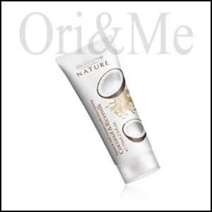 Hand & Nail Cream with Nourishing Coconut & Ricemilk