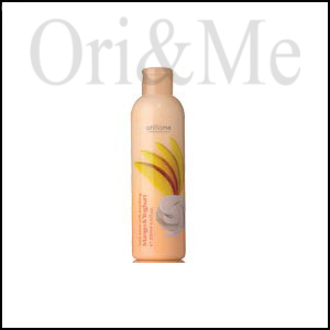 Body Lotion with Nourishing Mango & Yoghurt