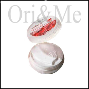 Cranberry Winter Face Cream