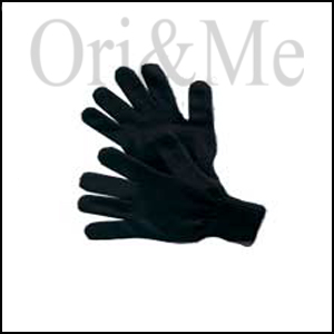Men's Black Gloves