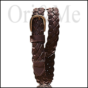 Wild West Couture Belt