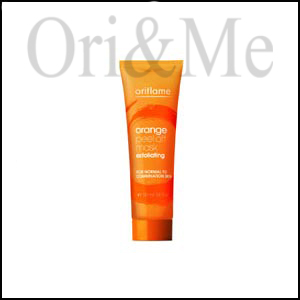 Orange Peel Off Mask