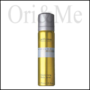 Midsummer Woman Deo Body Spray