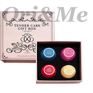 TENDER CARE Gift Box Cranberry, Bilberry, Rose, Honey