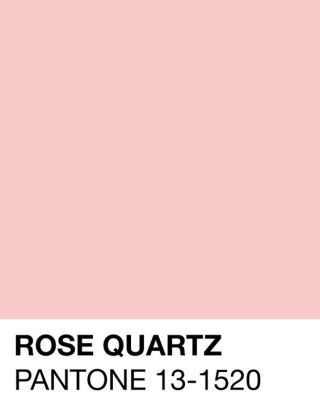 2016 Color of the Year, along with 'Serenity'