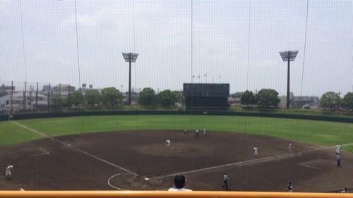刈谷球場グラウンド