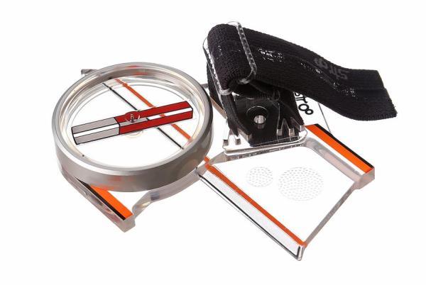 Str8 Original orienteering compass