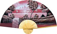 Japanese Fan Wall Decor - Wall Decor Ideas