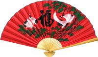 Chinese Fan Wall Decor - Techieblogie.info