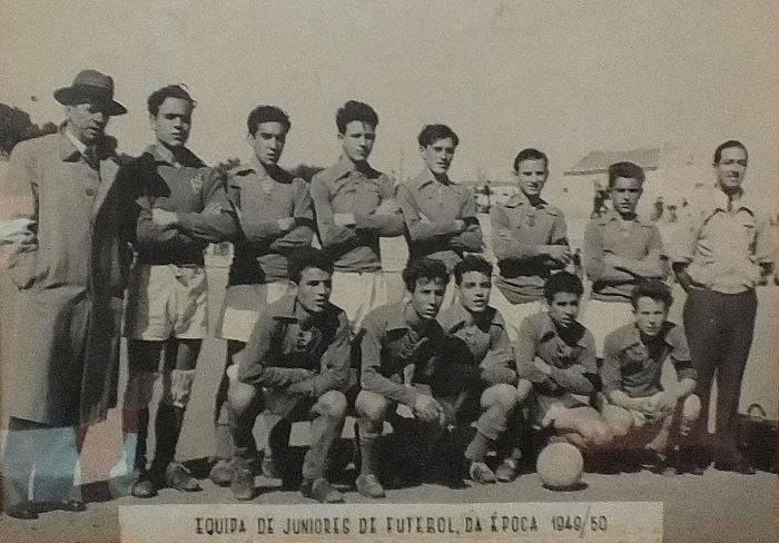 Futebol Juniores 49.50 2