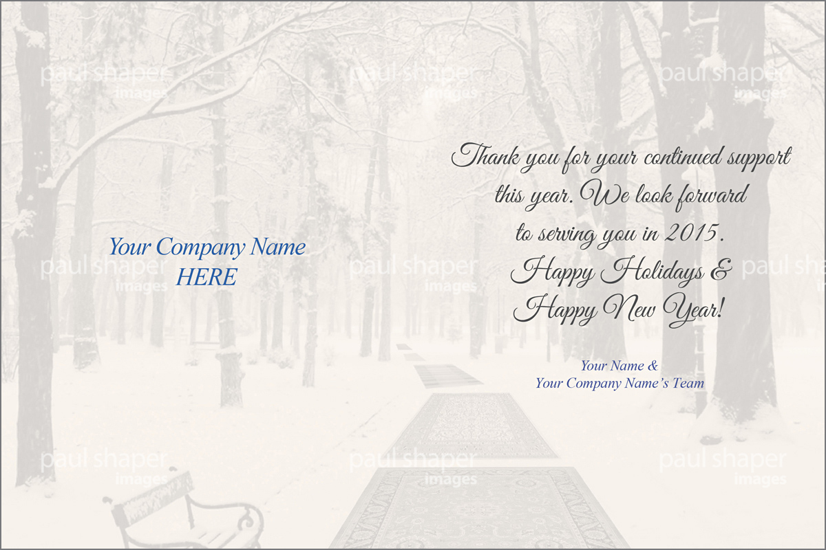 Greeting Cards Paul Shaper Productions