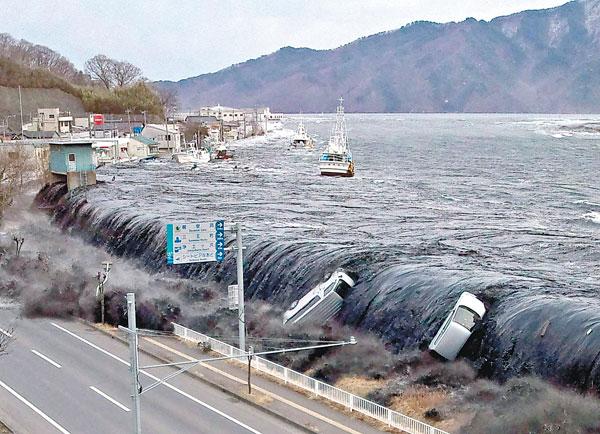 福島海嘯再掀「沒日」恐慌 - 東方日報