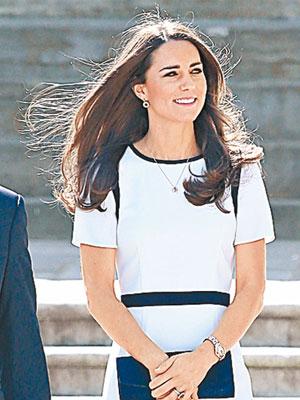 凱瑟琳衣著最佳 - 東方日報