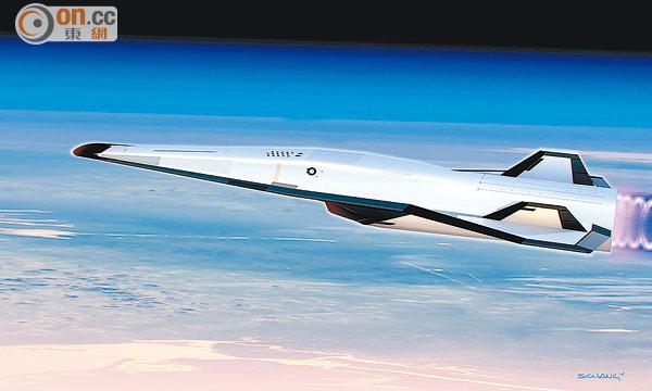 《星戰》設計師構想未來飛機 - 東方日報