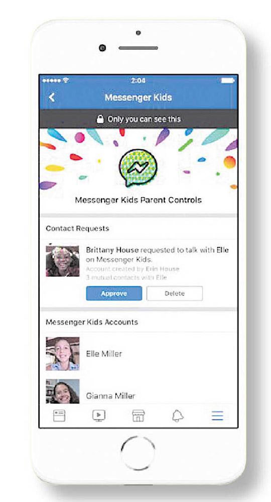 Fb推兒童版聊天App 交談須父母同意 - 東方日報