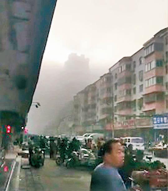 中華趣聞:海市蜃樓原是霧霾 - 東方日報
