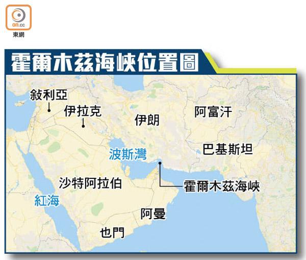 美航母壓境 伊朗火箭示警 - 東方日報