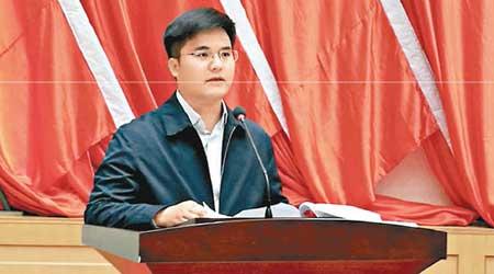 39歲寧夏官調任市統戰部長 - 東方日報