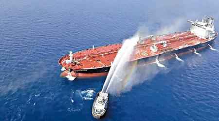 阿聯酋油輪失聯 美疑伊朗扣押 - 東方日報