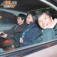 羅美薇為契媽祝壽素顏任影 - 東方日報