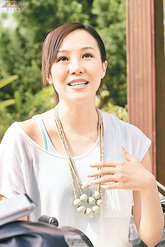 甄詠珊勇敢單飛 - 東方日報