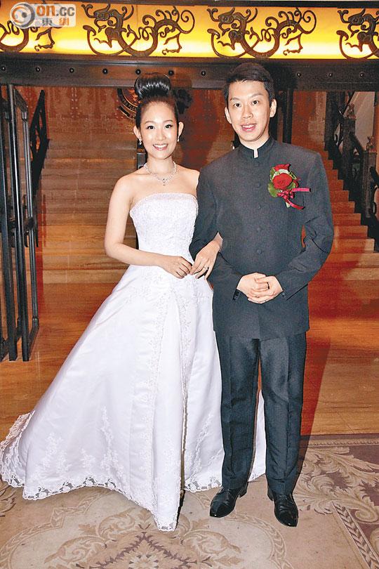 陳逸寧:老公抱仔接新娘 - 東方日報