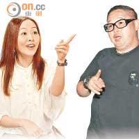 錢國偉斥公司縱容 施念慈食死貓 - 東方日報