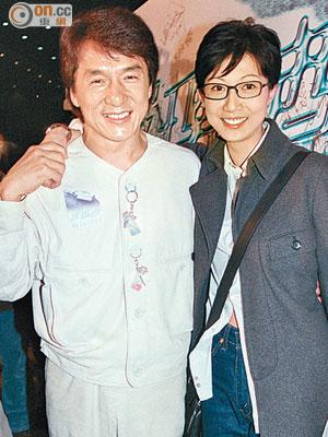 成龍戀吳綺莉愧對林鳳嬌 - 東方日報