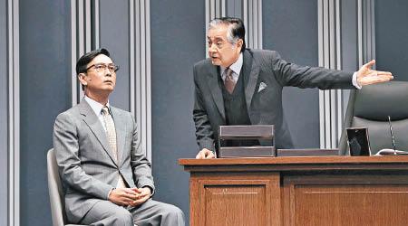 謝君豪《奪命証人》 首演即加場 - 東方日報