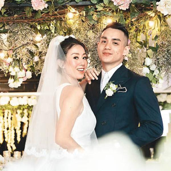 梁靖琪新婚兩個月火速佗B - 東方日報