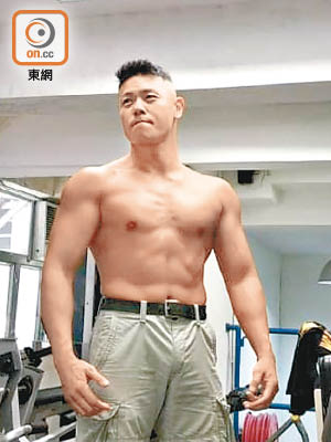 羅浩銘向佳麗授武最怕受傷 - 東方日報