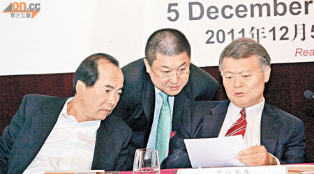 國際資源簽7.8億循環信貸 - 東方日報