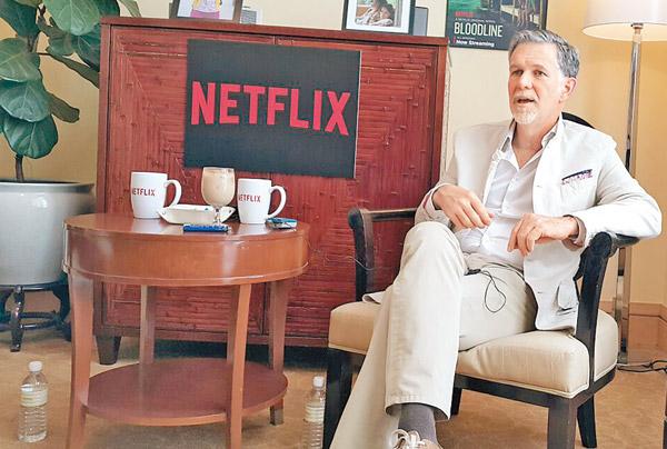 Netflix市值破千億美元 - 東方日報