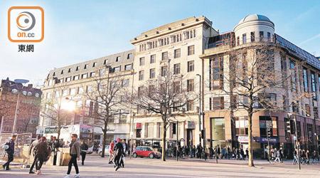 理財Campus:90後英國留學 讀出7層樓 - 東方日報