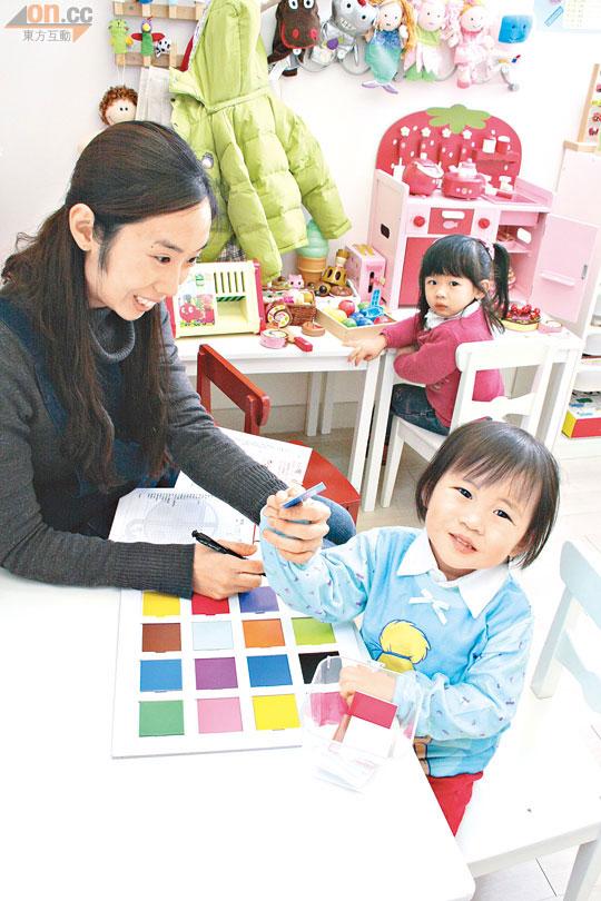 幼稚園入學班 大踏步易過關 - 東方日報